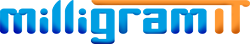 Milligram IT Pvt. Ltd. Logo